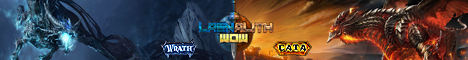 Private WoW Server Laenalith 335a 434 Server Banner